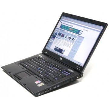 Laptop HP NC8230, Intel Pentium Mobile 2.0 GHz, 2GB DDR2, 60GB HDD, Combo, Baterie defecta Laptopuri Ieftine