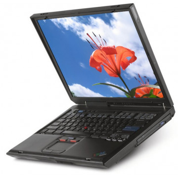 Laptop IBM ThinkPad R40, Pentium M, 1.5ghz, 512mb, 40gb, DVD-ROM, baterie defecta Laptopuri Second Hand