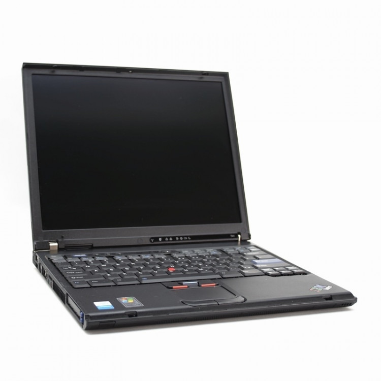 Laptop Ibm Thinkpad T42 Pentium M 1 7ghz 512mb Ddr 40gb
