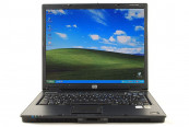 Laptop ieftin HP NC6320, Core 2 Duo T5500, 1.66Ghz, 1Gb DDR2, 60Gb, DVD-ROM, LCD 15 inci Laptopuri Second Hand