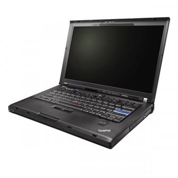 Laptop Lenovo ThinkPad R400, Intel Core 2 Duo P8400 3.00GHz, 4GB DDR3, 160GB SATA, DVD-RW, 14 Inch, Fara Webcam, Second Hand Laptopuri Second Hand