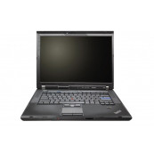 Laptop Lenovo ThinkPad R500, Intel Core 2 Duo P8600 2.40GHz, 4GB DDR3, 160GB SATA, DVD-RW, 15 Inch, Second Hand Laptopuri Second Hand