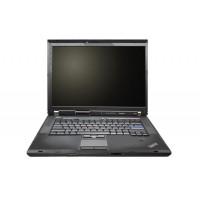 Laptop Lenovo ThinkPad R500, Intel Core 2 Duo P8600 2.40GHz, 4GB DDR3, 160GB SATA, DVD-RW, 15 Inch