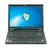 Laptop Lenovo ThinkPad T410, Intel Core i5-520M 2.40GHz, 4GB DDR3, 120GB SSD, DVD-RW, 14 Inch, Webcam