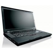 Laptop Lenovo ThinkPad T510, Intel Core i5-520M 2.40GHz, 4GB DDR3, 500GB SATA, DVD-RW, 15.6 Inch, Fara Webcam, Second Hand Laptopuri Second Hand