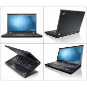 Laptop Lenovo ThinkPad T510, Intel Core i5-520M 2.40GHz, 4GB DDR3, 80GB SATA, DVD-RW, Fara Webcam, 15.6 Inch, Second Hand Laptopuri Second Hand