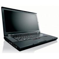 Laptop Lenovo ThinkPad T510, Intel Core i5-520M 2.40GHz, 4GB DDR3, 80GB SATA, DVD-RW, Fara Webcam, 15.6 Inch