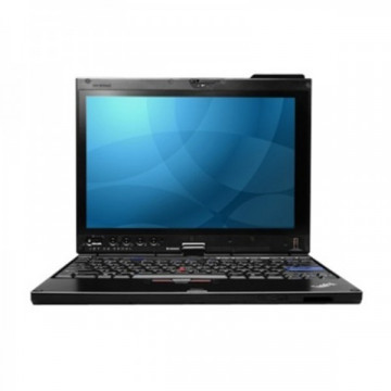 Laptop LENOVO ThinkPad x60s, Intel Core Duo L2400 1.66Ghz, 1Gb DDR2, 60Gb SATA, 12.1 inch, Fara Baterie Laptop cu Pret Redus