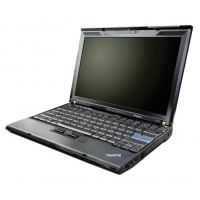 Laptop Lenovo X200, Intel Core 2 Duo P8600 2.40GHz, 4GB DDR3, 320GB SATA, 12.1 Inch, Fara Webcam
