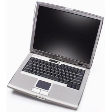 Laptop Netbook Dell Latitude D600, Pentium M 1,6 GHz, 512Mb, 40Gb, DVD-ROM, 14 inci Laptopuri Second Hand