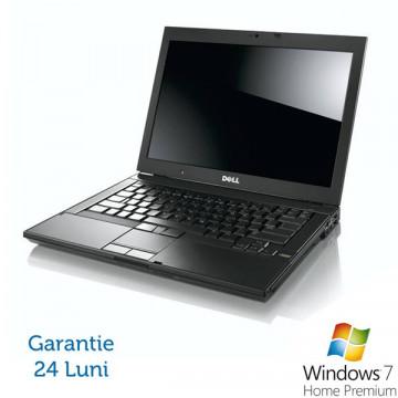 Laptop Refurbished Dell E6410, Intel Core i3-370M, 2.4Ghz, 3Gb DDR3, 160Gb SATA, DVD-RW, Wi-Fi, Bluetooth + Win 7 Premium + 24 Luni Garantie Laptopuri Refurbished