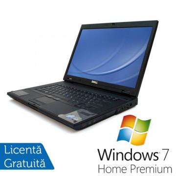 Laptop Refurbished Dell Latitude E5500, Core 2 Duo T7250 2.0Ghz, 4Gb DDR2, 80Gb SATA, 15.4, DVD-RW + Win 7 Premium Laptopuri Refurbished