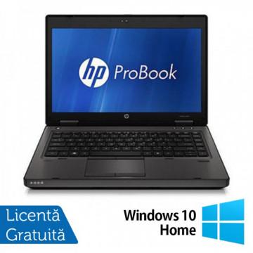 Laptop Refurbished HP ProBook 6460b, Intel Celeron Dual Core B810 1.6Ghz, 4Gb DDR3, 160Gb HDD, DVD-RW, Wi-Fi, 14 Inch + Windows 10 Home Laptopuri Refurbished