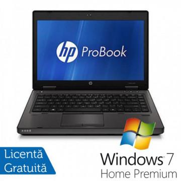 Laptop Refurbished HP ProBook 6460b, Intel Celeron Dual Core B840 1.9Ghz, 4Gb DDR3, 250Gb HDD, DVD-RW, Wi-Fi, 14 Inch + Windows 7 Home Premium Laptopuri Refurbished