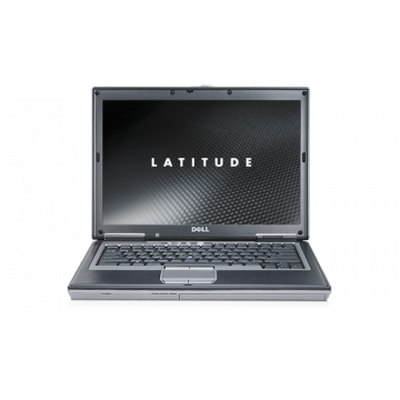 Laptop SH Dell Latitude D620, Core Duo 1.6GHz, 1Gb, 60Gb HDD, DVD-ROM Laptopuri Second Hand