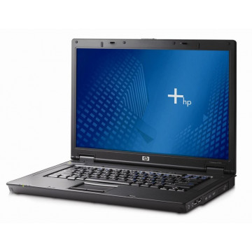 Laptop Sh HP Compaq nx7400 Notebook, Core 2 Duo T5500, 1.66Ghz, 2Gb DDR2, 120Gb, DVD-RW Laptopuri Second Hand