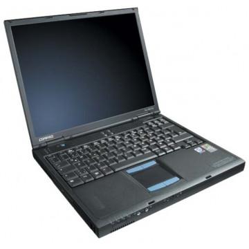 Laptopuri ieftine Compaq Evo N620C, Pentium M, 1.4Ghz, 512Mb, 40Gb HDD, Baterie nefunctionala Laptopuri Second Hand