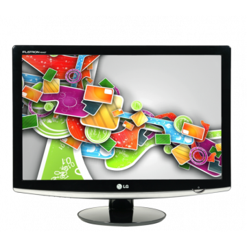 LCD LG Flatron W2252TQ, 22 inci, 1680 x 1050, 2ms, WideScreen Monitoare Second Hand