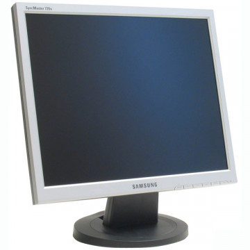 LCD Samsung SyncMaster 720n, 17 inci LCD, 1280 x 1024 Monitoare Second Hand