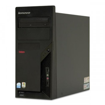 Lenovo A55 9265, Pentium Dual Core 2.8Ghz, 1Gb, 160Gb, DVD-ROM Calculatoare Second Hand