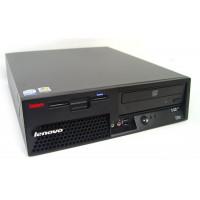 Lenovo M55 SFF, Intel Dual Core E6300 1.86Ghz, 2Gb DDR2, 80Gb SATA, DVD-RW