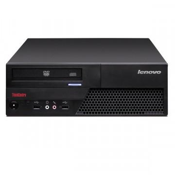 Lenovo ThinkCentre M58p Desktop, Intel Core 2 Duo E8400, 3.0Ghz, 4Gb DDR3, 250Gb HDD, DVD-RW Calculatoare Second Hand