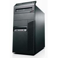 Lenovo ThinkCentre M81 Tower, Intel Core i3-2100 3.10GHz, 4GB DDR3, 500GB SATA, DVD-RW