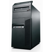 Lenovo ThinkCentre M81 Tower, Intel Core i5-2400 3.10GHz, 4GB DDR3, 500GB SATA, DVD-RW, Second Hand Calculatoare Second Hand