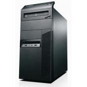 Lenovo ThinkCentre M81 Tower, Intel Pentium G860 3.00GHz, 4GB DDR3, 250GB SATA, DVD-RW, Second Hand Calculatoare Second Hand