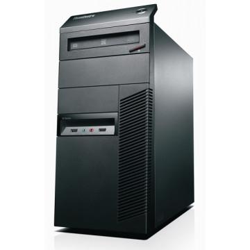 Lenovo ThinkCentre M81p Tower, Intel Core i3-2100, 3.1Ghz, 4Gb DDR3, 250Gb SATA, DVD-RW Calculatoare Second Hand
