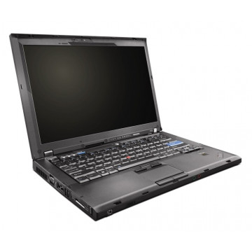 Lenovo ThinkPad T400, Core 2 Duo P8600, 2.4Ghz, 4Gb DDR3, 320Gb HDD, DVD-RW Laptopuri Second Hand