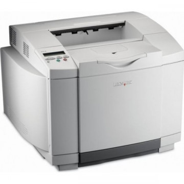 Lexmark c510, Laser color, Duplex, Retea Imprimante Second Hand