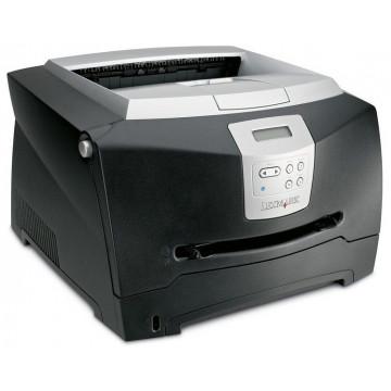 Lexmark E342N, 600 x 600 dpi, monocrom, Retea, USB 2.0, 30 ppm Imprimante Second Hand