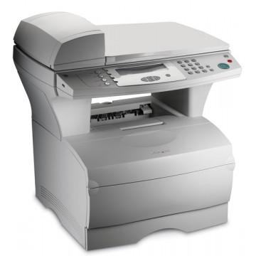 Lexmark X422 MFP, imprimanta, copiator, fax, scanner, USB, RJ-45, Duplex Imprimante Second Hand