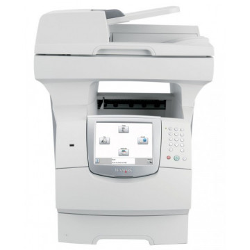 Lexmark X646e, Imprimanta Laser, Copiator, Fax, Scanner, USB, Monocrom Imprimante Second Hand