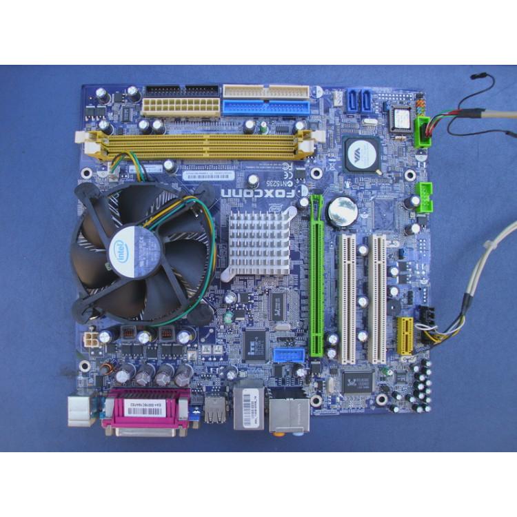 Mainboard Foxconn N15235  Lga 775  Pci