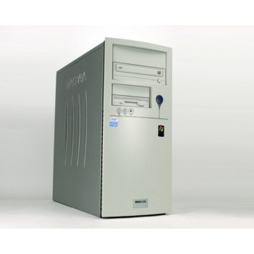 Maxdata Favorit Tower, AMD Sempron 3000+, 1.8Ghz, 512Mb , 80Gb SATA, DVD-ROM Calculatoare Second Hand