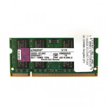 Memorie Laptop 2Gb, Kingston KVR800D2S5, 800 Mhz
