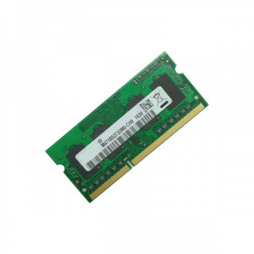 Memorie laptop SO-DIMM DDR3-1066 2GB PC3-8500S 204PIN, Second Hand Componente Laptop