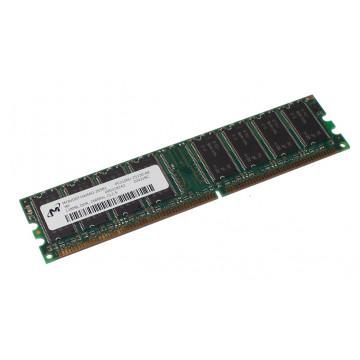 Memorie RAM 128Mb DDR, PC2100, 266Mhz, 184 pin Componente Calculator