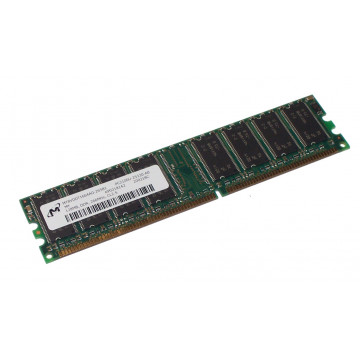 Memorie RAM 256Mb DDR, PC3200, 400Mhz, 184 pin Componente Calculator