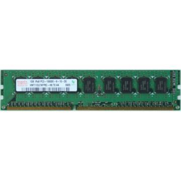 Memorie 1GB DDR3-1333 PC3-10600E 1Rx8 1.5V ECC UDIMM Componente Server