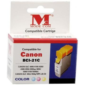 Modecom Cartus cerneala, Compatibil pentru Canon BCI-21C