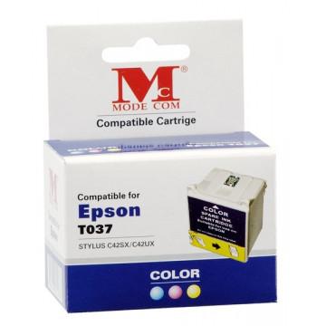 Modecom Cartus Color cerneala, Compatibil pentru EpsonT037