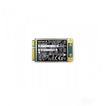 Modul 3G Laptop Ericsson F5521gw WWAN Mobile Broadband MiniPCI Express Mini-Card, 21 Mbps, For HP Componente Laptop