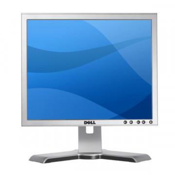 Monitoare Grad A Lux DELL 1708fp, 17 inci LCD, 5ms, 1280 x 1024 dpi Monitoare Second Hand