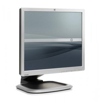 Monitoare HP L1950, 19 inch LCD, 1280 x 1024, VGA, DVI, USB Monitoare Second Hand