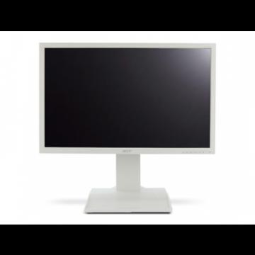 Monitoare LCD Acer B243W, 24 inch, 1920 x 1200, VGA, DVI, 16.7 milioane culori Monitoare Second Hand
