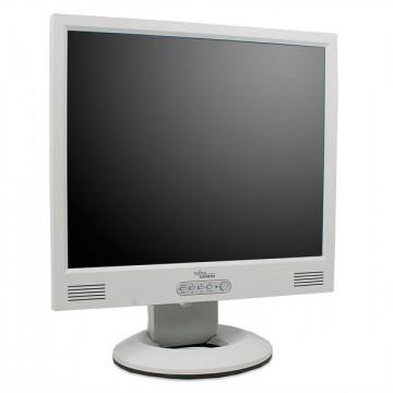 Monitoare LCD Ieftine Fujitsu P20-1, 1600 x 1200, 20 inci, VGA, DVI Monitoare Second Hand