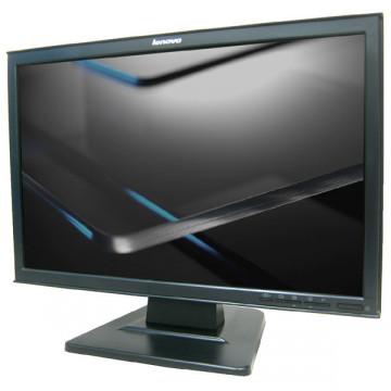 Monitoare LCD Lenovo D221, 22 inci, 16:10, VGA, DVI, 1680 x 1050 Monitoare Second Hand
